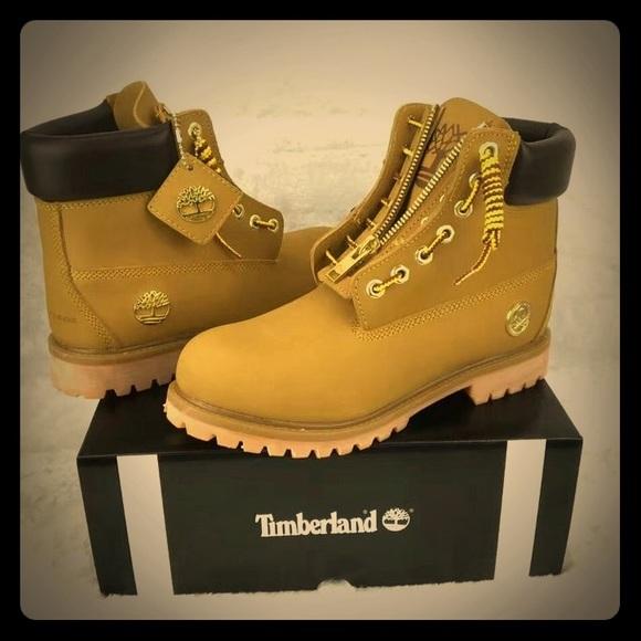 4a467da8 Timberland Shoes   Womens Original Yellow Boots Size 8   Poshmark